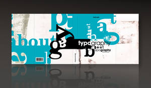 Typography about typography 1
