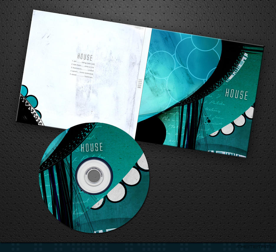 House music cd cover by themetamy on deviantart for House music cover