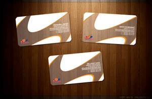 Vojvodina Business Cards by themetamy