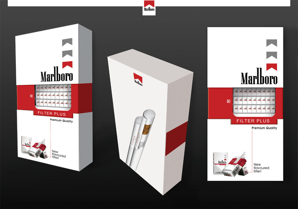 Marlboro display by themetamy