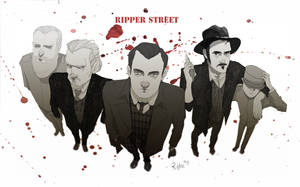Ripper Street by rotten-vermillion
