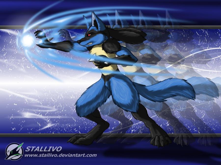 Aura storm by Stallivo