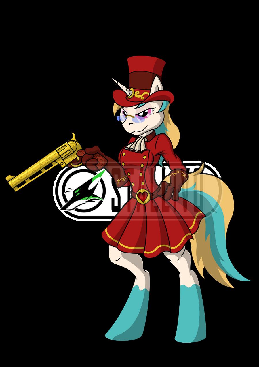 Gun'n'Rose by Stallivo