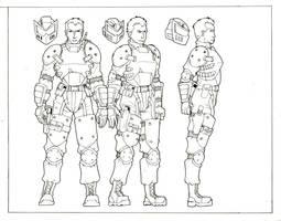 Model Sheet: Steel