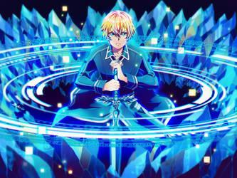 EUGEO_Sword Art Online: Alicization by ChioShin