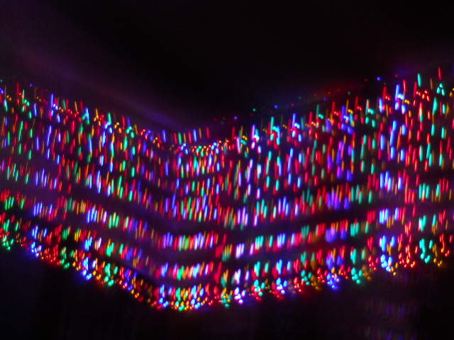 Trippy christmas lights 7 by TomatoMaggie on DeviantArt