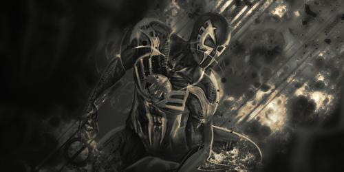 Spiderman By Ganger-design On DeviantArt