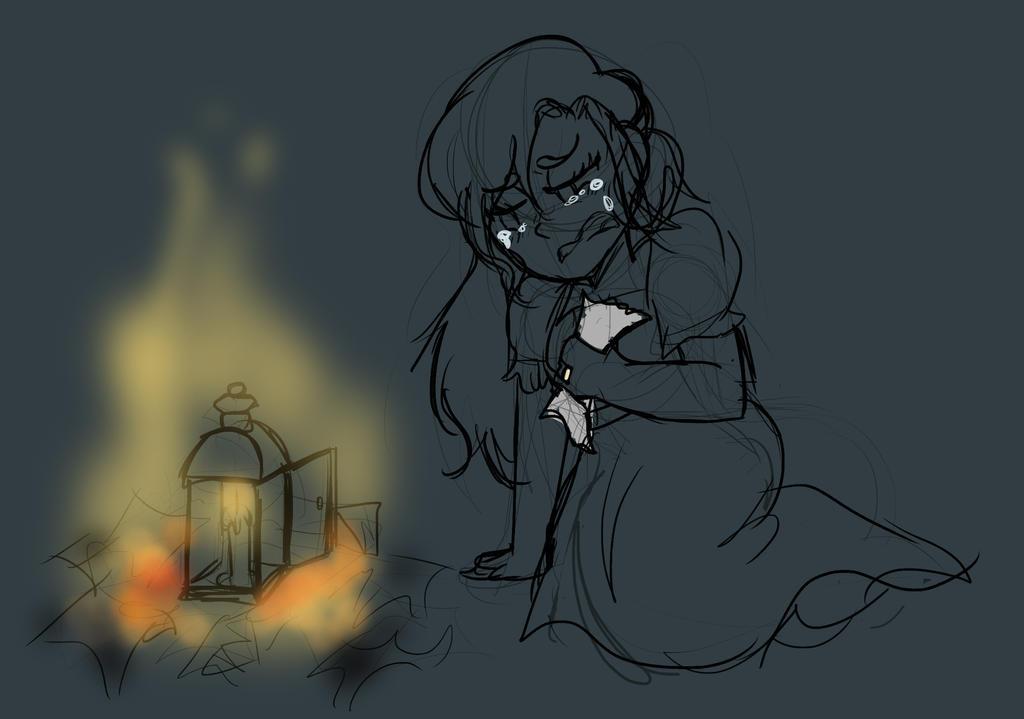 Burning The Memories by AlexMustBeAWeasley