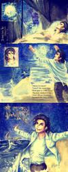 Happy Bday Moon: Dance Of Life by inemasterkart