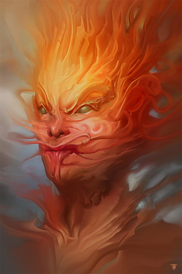 The Devil of Turhan by trockn