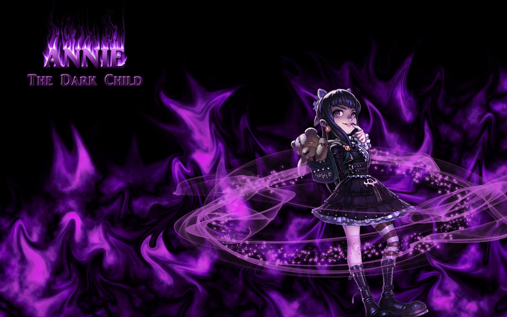 Goth Annie League Of Legends