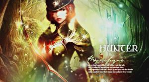 Hunter signature by MagnifiqueN