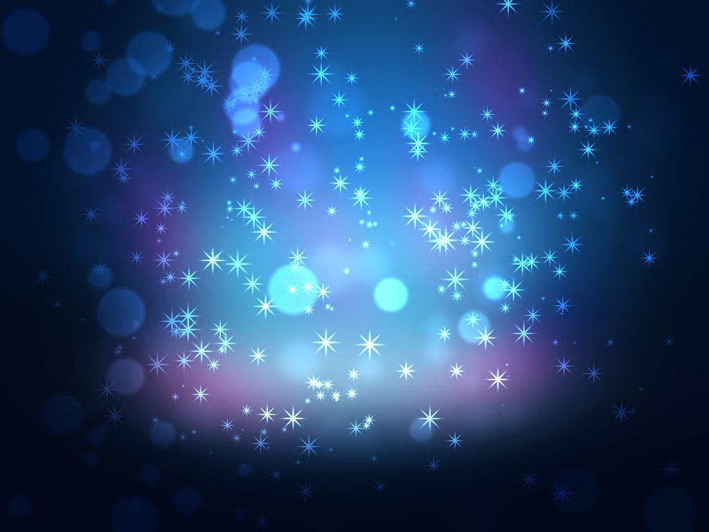 Blue Light Texture