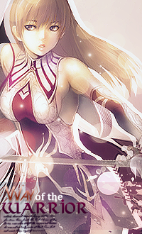 Woman Warrior by MagnifiqueN