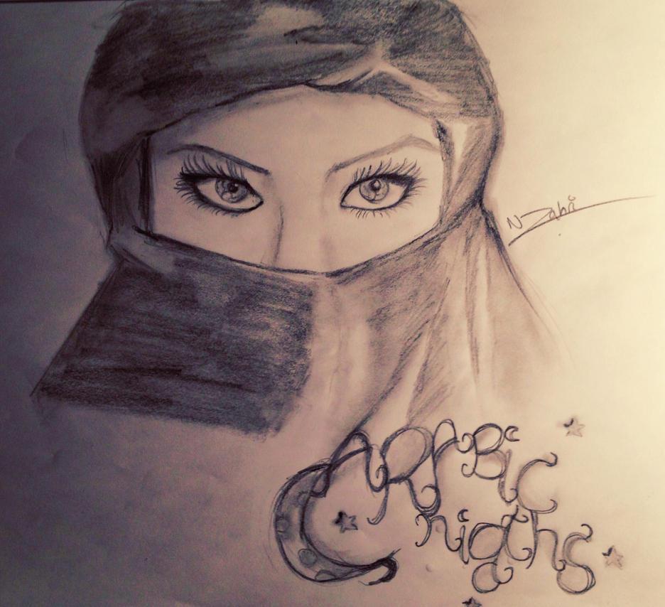 Arabic nights by maron12691