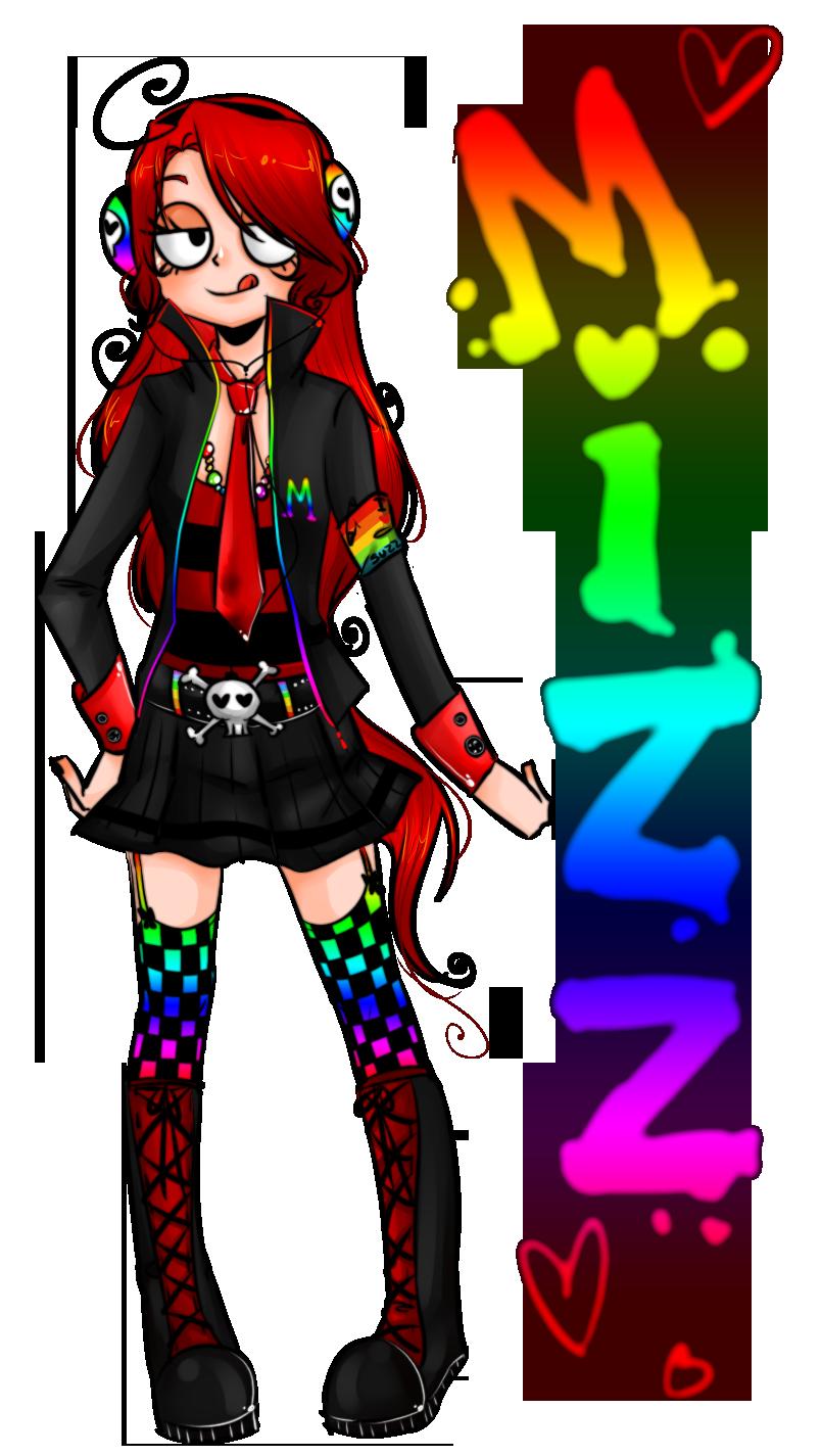 Hiiiiiiii ID by M-I-Z-Z
