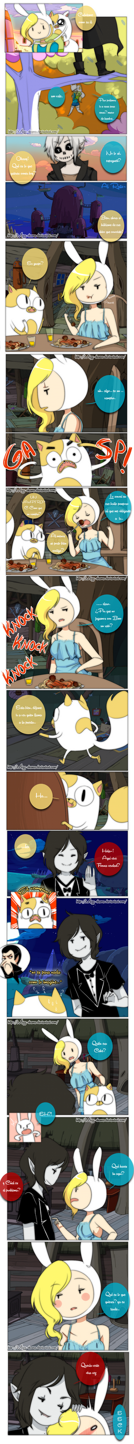 When I met you page 20. by KuroiiFox