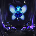 Aquamarine by KuroiiFox