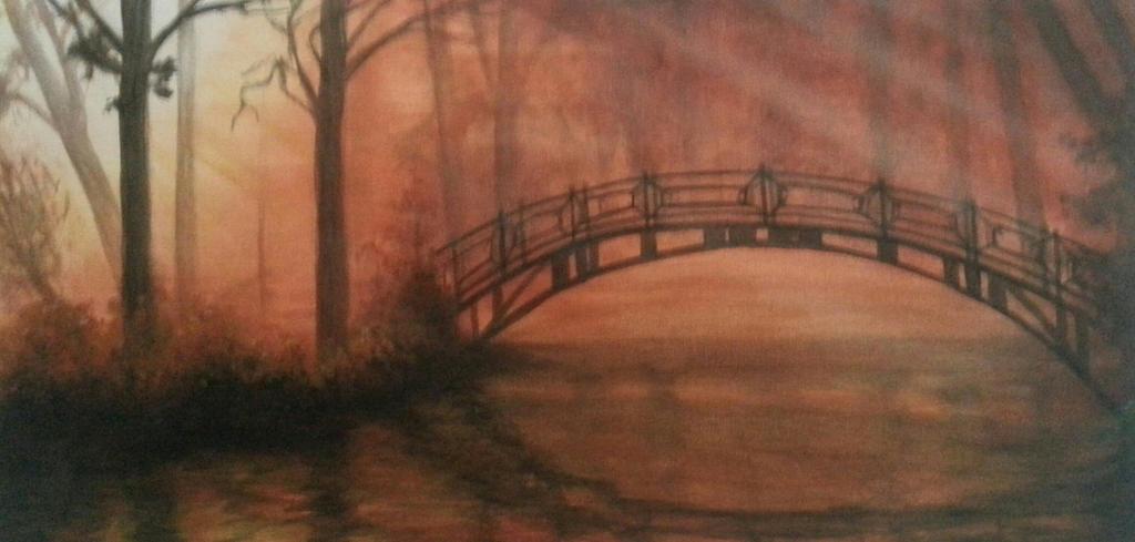 Autumn Forest by NightfallSiren