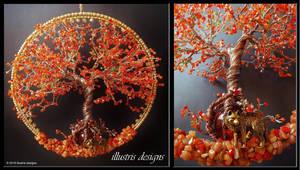 Immortelle tree of life