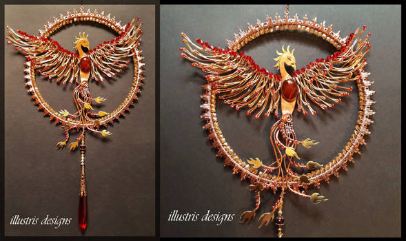 Phoenix Suncatcher