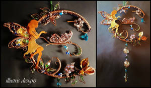 Fantasy Fairy suncatcher