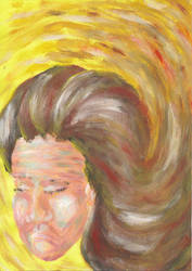Light lady by PhosphorosBrunda