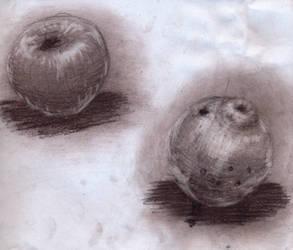 Fruit by PhosphorosBrunda
