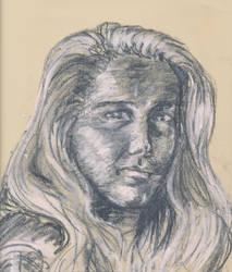 Autoportrait by PhosphorosBrunda