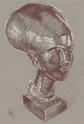 Head by PhosphorosBrunda