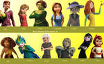 Non Disney Princesses 4
