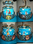 Kingdom Hearts Cake