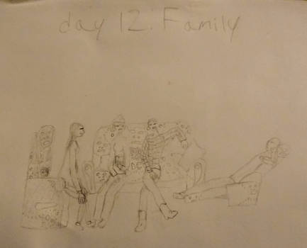 DAY 12: FAMILY