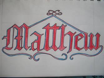 Matthew by yehu123