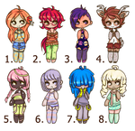 .Tiny Adopts Auction: CLSD.