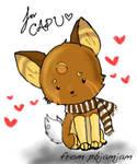 Capu!! Simple.. for Capukat by Pbjamjam