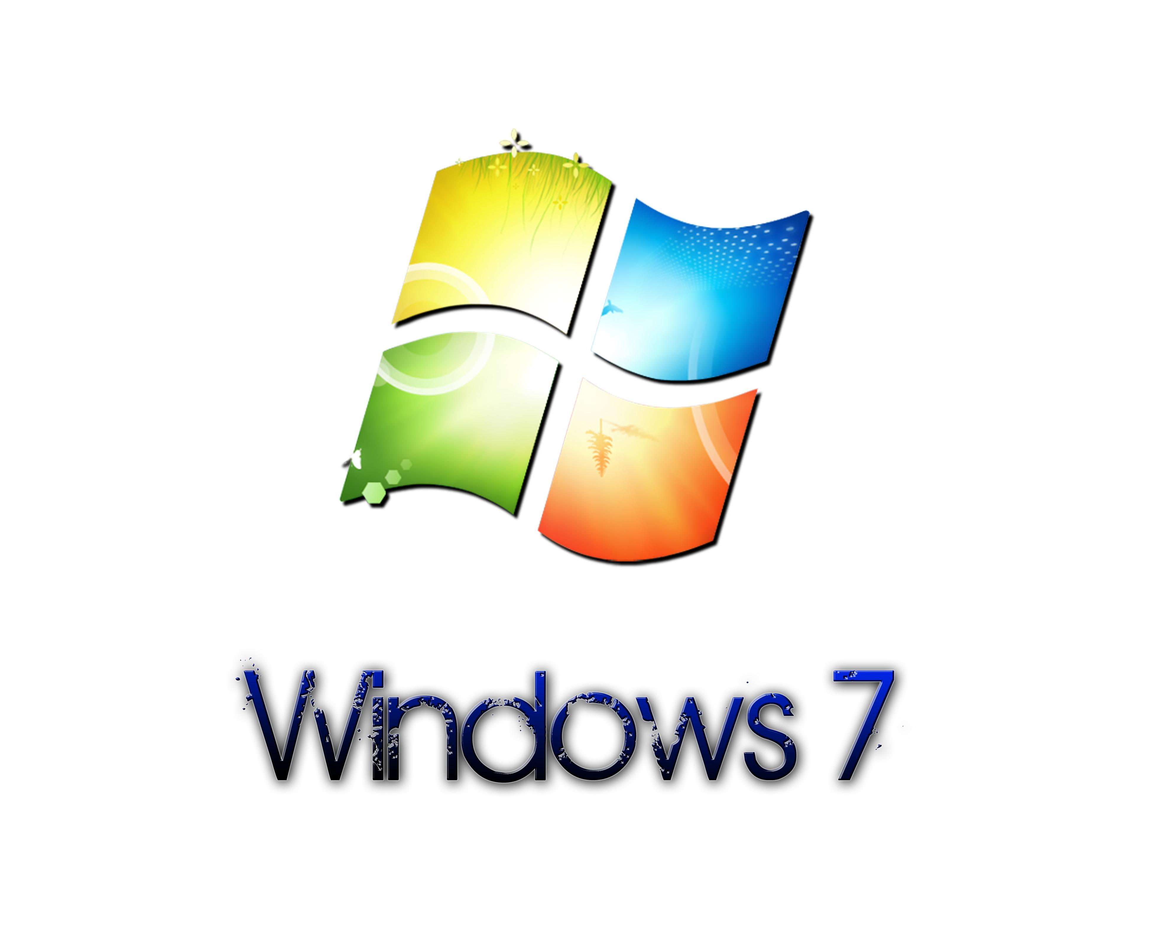 Official Windows 7 Logo Windows 7 by bombastiq-d38hse1 jpgOfficial Windows 7 Logo