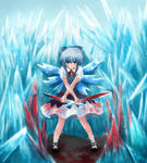 Cirno The Strongest -Form-