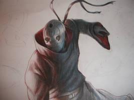 Madara mask by escorpiold