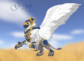 Gryphon by Sastre1
