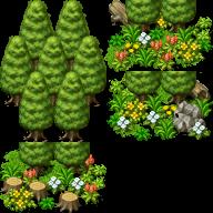RMVX RTP Tree Edits by Gingercake725