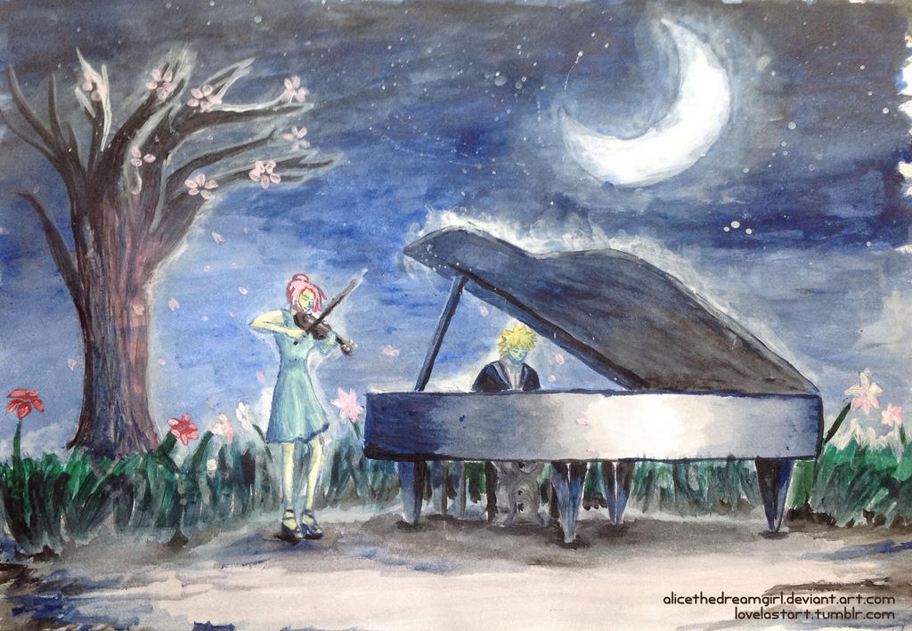 Moonlight Sonata by Alicethedreamgirl on DeviantArt