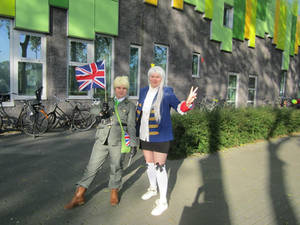 England and Prussia