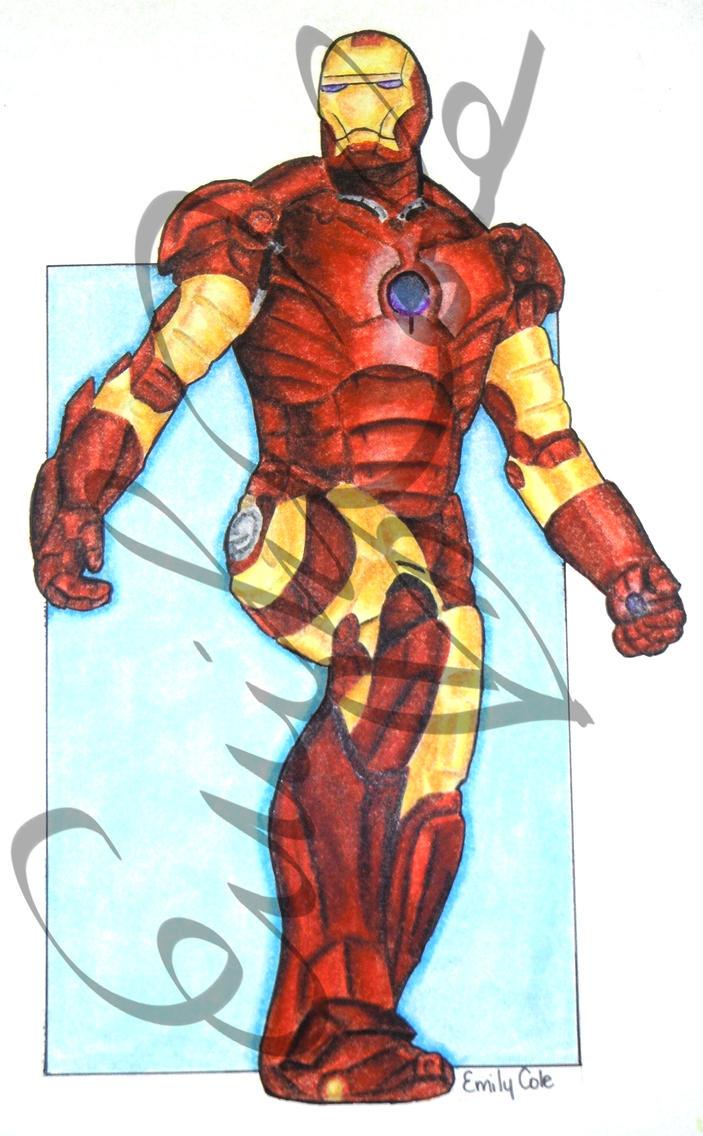 Ironman by EmersonWolfe