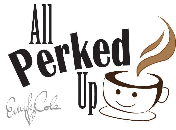 All Perked Up-Logo by EmersonWolfe