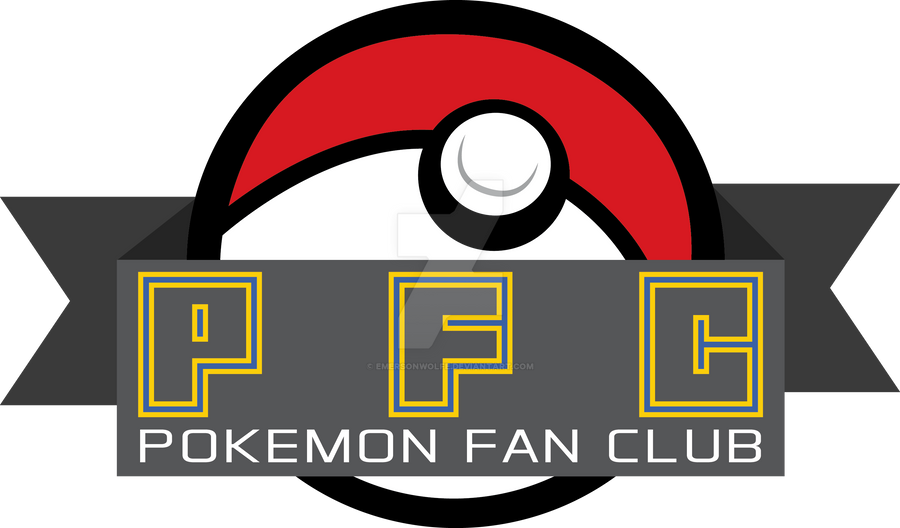 Pokemon Fan Club Logo by EmersonWolfe