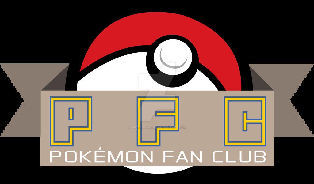 Pokemon Fan Club Logo 2013/14 by EmersonWolfe