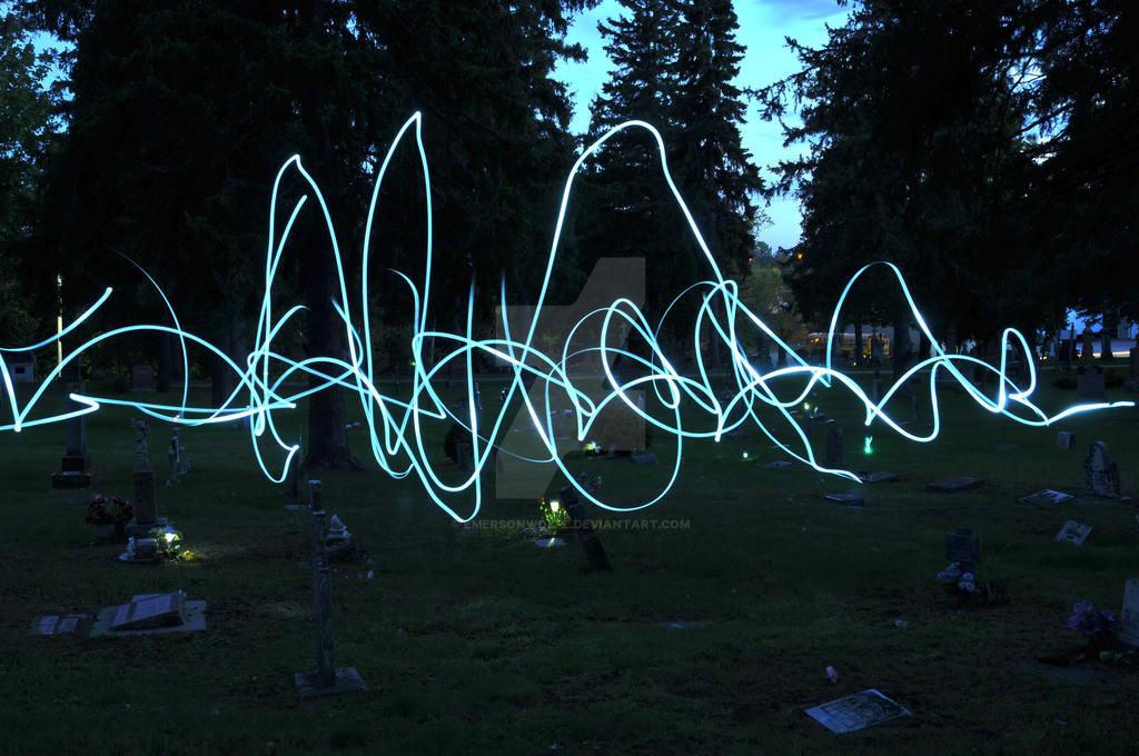 Dancing Spirits by EmersonWolfe
