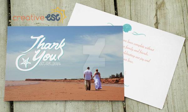 Wedding Card by EmersonWolfe