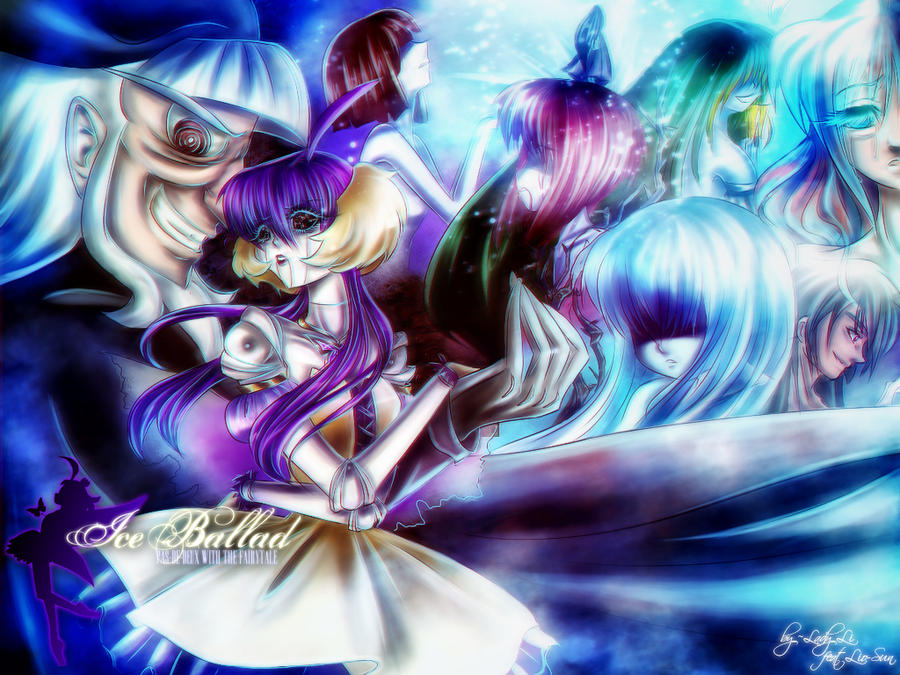 PT Ice Ballad: Our FairyTale by LibeRitee